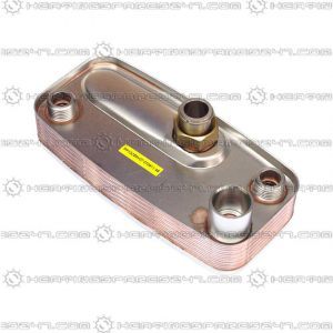 Alpha  DHW Heat Exchanger 1.031113