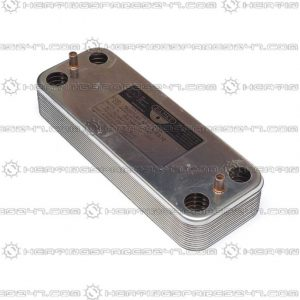 Alpha DHW Heat Exchanger 6.5625460