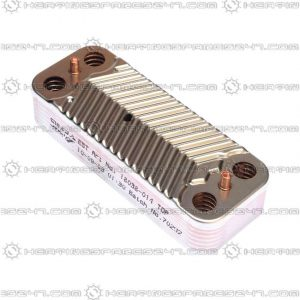 Alpha DHW Heat Exchanger CD25 1.022220