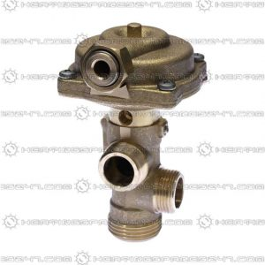 Alpha Diverter Valve Assembly 3.012752