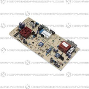Alpha Printed Circuit Board (PCB) CDR 1.029813