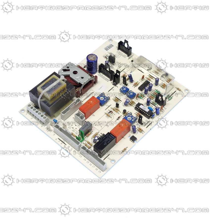 alpha printed circuit board (pcb) modulating 6 5628950alpha printed circuit board (pcb) modulating 6 5628950
