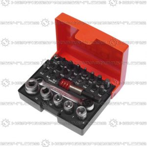 Bahco Ratchet Socket  Set 26 Piece 2058/S26