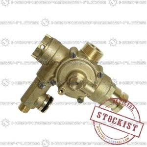 Baxi 3 Way Valve Assembly 7224343