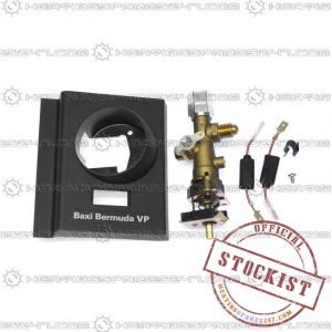 Baxi Gas Tap / FFD Kit - VP  232302BAX