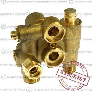 Baxi Hydraulic Assy 5114710