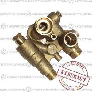 Baxi Hydraulic Inlet Assy 10L / Min 5116017