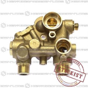 Baxi Hydraulic Inlet Assy  248050