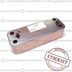 Baxi Plate Heat Exchanger 20 Plates Kit 7223558