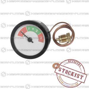 Baxi Pressure Gauge 241190