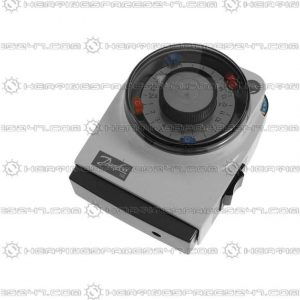 Danfoss 102 24hr Mechanical Mini Programmer 087N652100