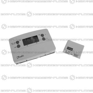 Danfoss TP9000SI 5 day/2day Programmable Room Thermostat 087N789200