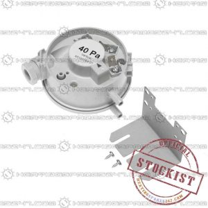 Ariston Air Pressure Switch - 65102164-01