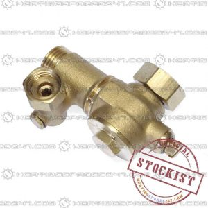 Ariston Isolating Valve 1/2  995485