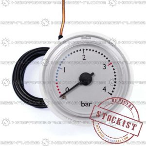 Ariston Pressure Guage 65100695