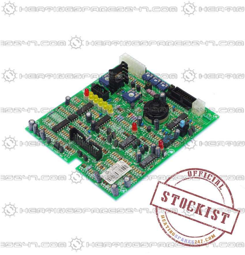Ariston Printed Circuit Board (PCB) 950131