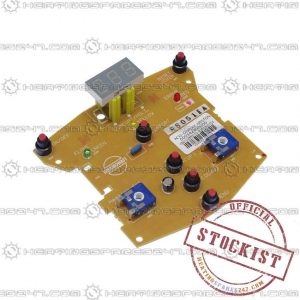 Ariston Printed Circuit Board (PCB) Display 65102235
