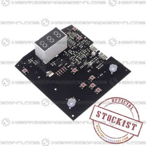 Ariston Printed Circuit Board (PCB) Display 65104448