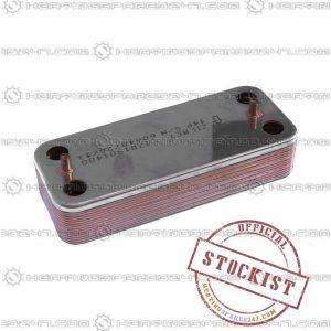 Biasi DHW Heat Exchanger Bi1001101