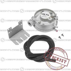 Chaffoteaux Air Pressure Switch Kit 60081725-01