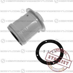 Ferroli Concentric Adaptor 60/100  041002X0