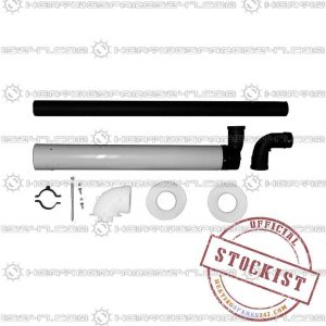 Ferroli Plume Management Kit 60mm/100mm  041042G0