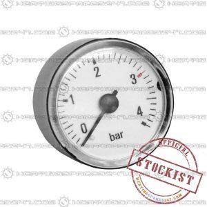 Ferroli Pressure Gauge 39809750
