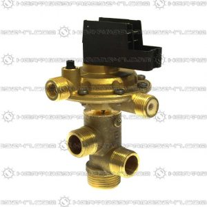 Giannoni 3 Way Diverter Valve Type E GIAE