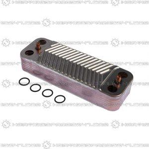Glowworm DHW Heat Exchanger 0020025294