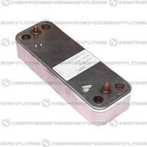 Halstead 12 Plate Heat Exchanger 450985