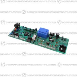 Halstead Combined PCB (in Plastic Housing)  988405