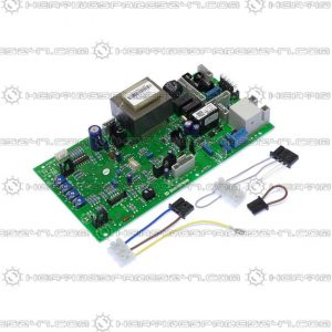 Heatline Compact S Main Control PCB D001060232