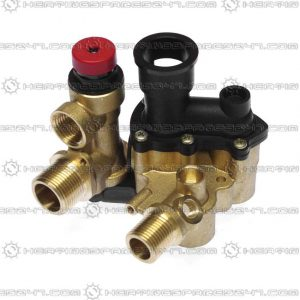 Heatline Diverter Valve Without Filling Loop D003201221