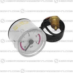 Heatline Pressure Gauge D004090673