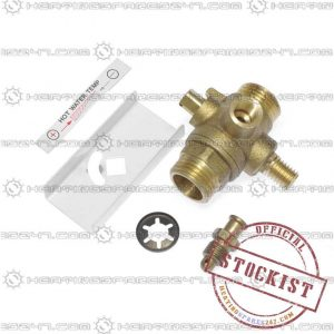 Ideal 15mm Valve Assy NLA 075263