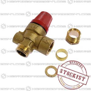 Ideal (PRV) 1/2 Inch Safety Valve 075248