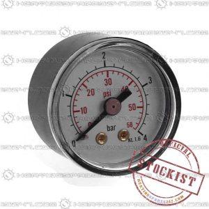 Ideal Pressure Gauge 170991