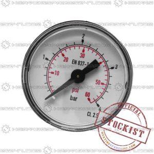 Ideal Pressure Guage Kit 175679