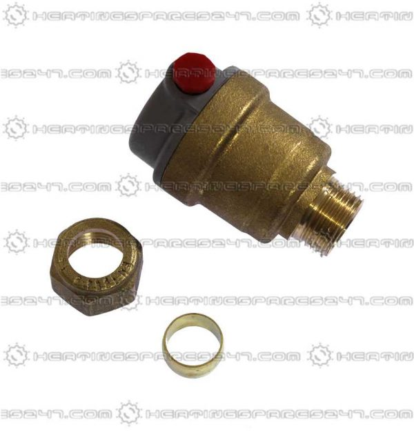 Inta 15mm Automatic Air Vent Valve AAV15
