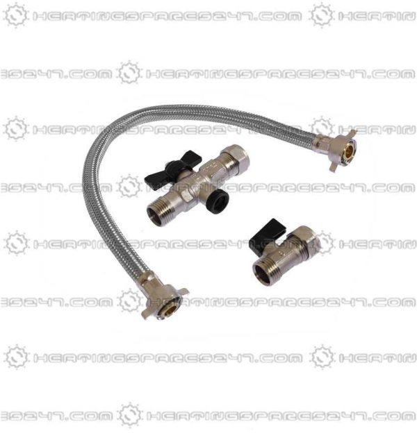 Inta 15mm G24 WRAS Approved Filling Loop FL12041500