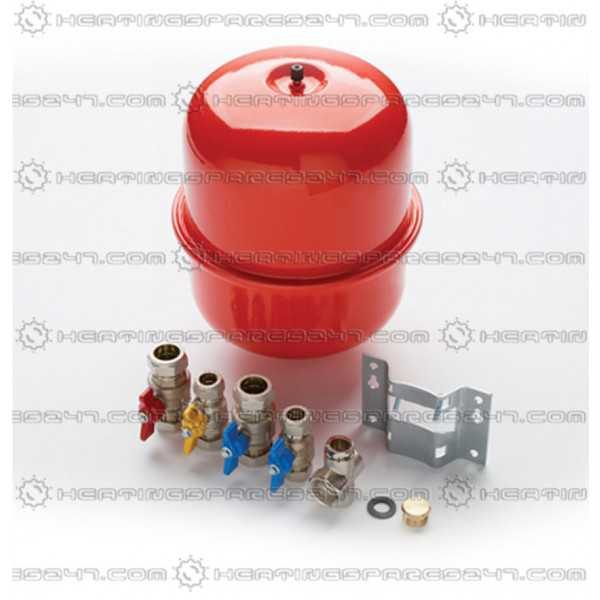 Intergas Compact HRE 40 SB Boiler Bundle 049708