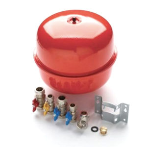 Intergas Fitting Kit B (12 ltr Robokit with isolation valves) 090000