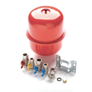 Intergas Fitting Kit C (8 ltr Robokit with isolation valves) 090100