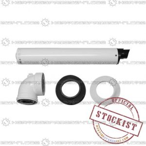 Intergas Horizontal Non Telescopic Flue Kit 082980