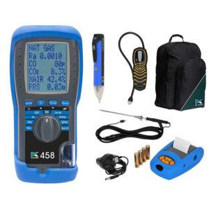 Kane 458 Boiler Analyser - Kane 458 Essential Kit