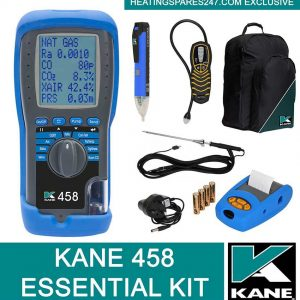 Kane 458 Boiler Analyser - Kane 458 Essential Kit