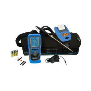 Kane 458 Flue Analyser Kit