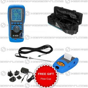 Kane 458 Flue Analyser Kit