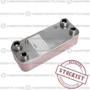 Keston DHW Plate Heat Exchanger Kit C10C237000