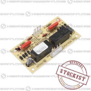 Keston Relay PCB C17416000